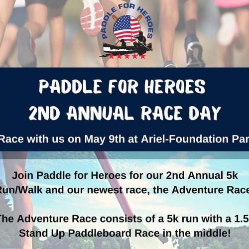Paddle for Heroes 5K & Adventure Race