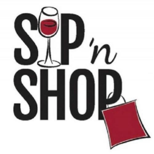 August Sip 'n Shop!