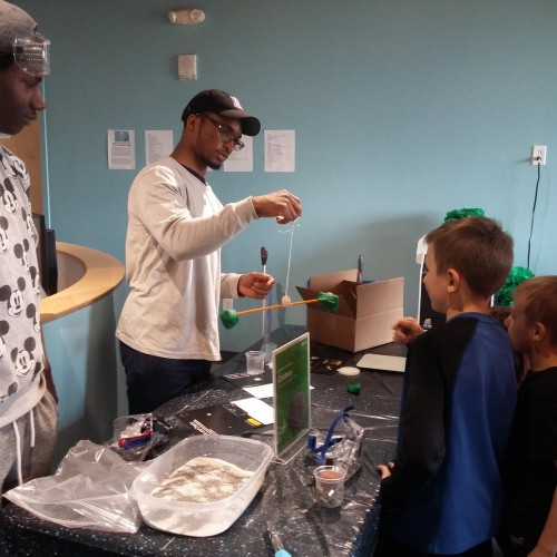 SPI - Science Play-Space Initiative