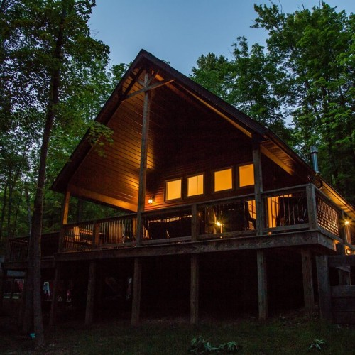 Mohican Pines Cabin Rentals