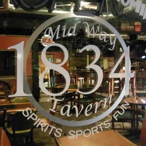 1834 Midway Tavern