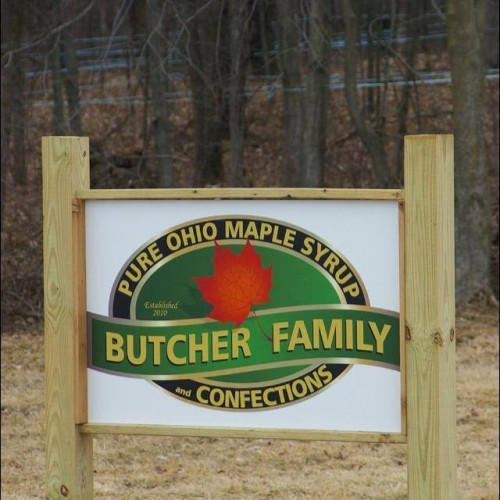 Butcher Family Maple Products
