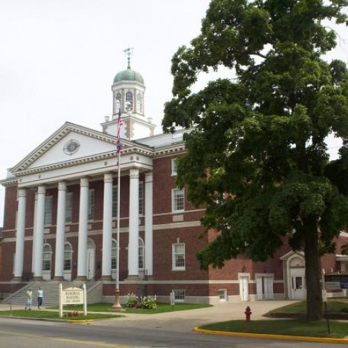 Knox County Memorial Building