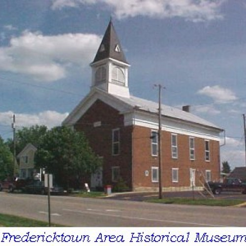 Fredericktown Area Historical Museum